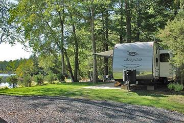 Pet Friendly Hospitality Creek Campground