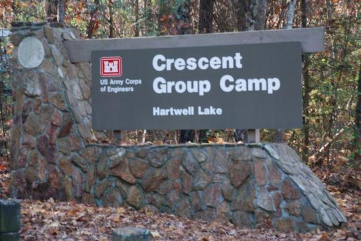 Pet Friendly Crescent Group Campground