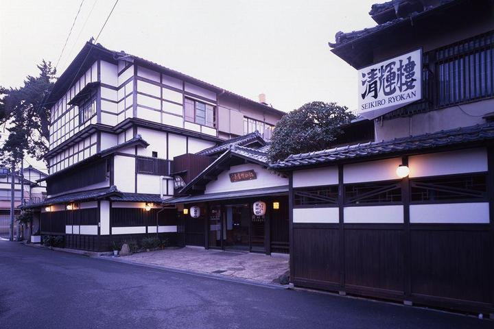 Pet Friendly Seikiro Ryokan Historical Museum Hotel