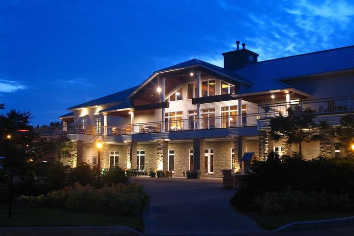 Pet Friendly Fox Harbr Golf Resort And Spa