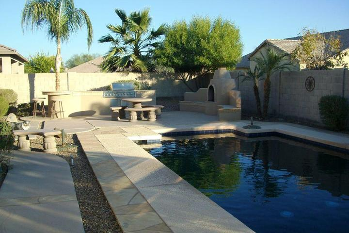Pet Friendly Resort Ranch Home in Gated Community