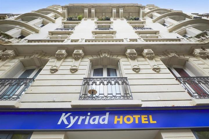 Pet Friendly Kyriad Paris 18 - Porte de Clignancourt - Montmartre