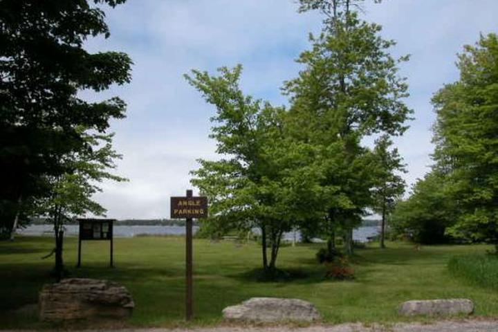 Pet Friendly Autrain Lake Campground