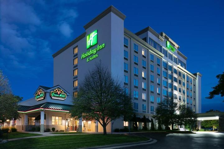 Pet Friendly Holiday Inn Hotel and Suites Overland Park West
