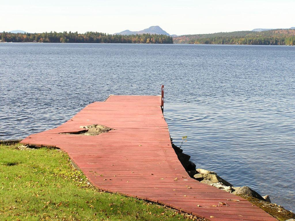 Cottage On Beautiful Sebec Lake Pet Policy