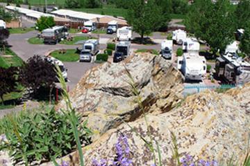 Pet Friendly Dakota Ridge RV Park