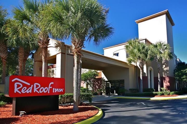 Pet Friendly Red Roof Inn Palm Coast