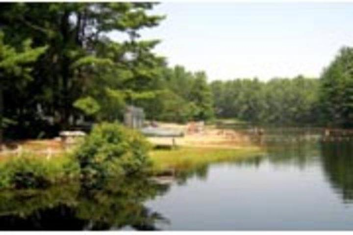 Pet Friendly Bear Brook State Park Campground