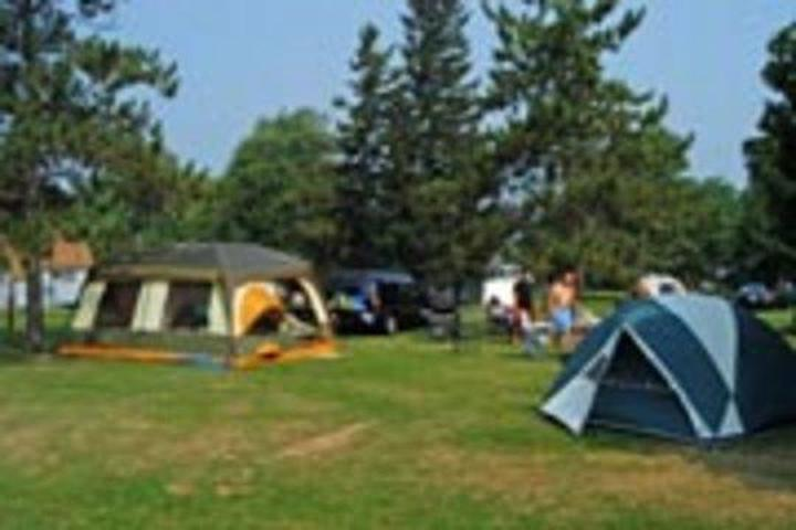 Pet Friendly Cedar Point State Park Campground