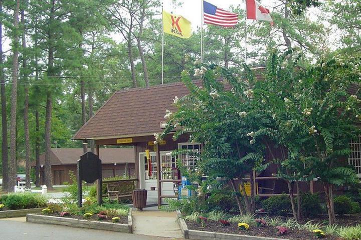Pet Friendly Americamps RV Resort