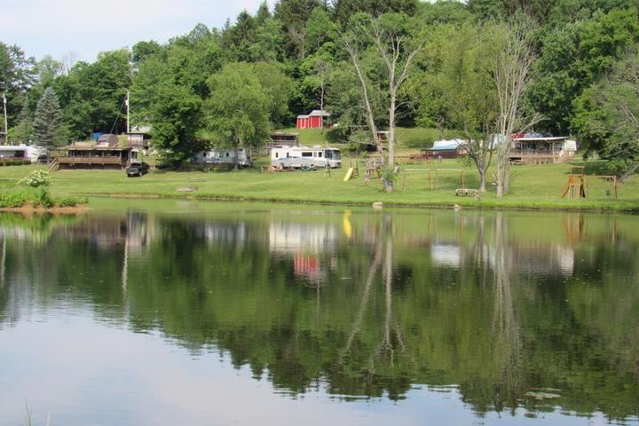 Pet Friendly Terrace Lakes Campground