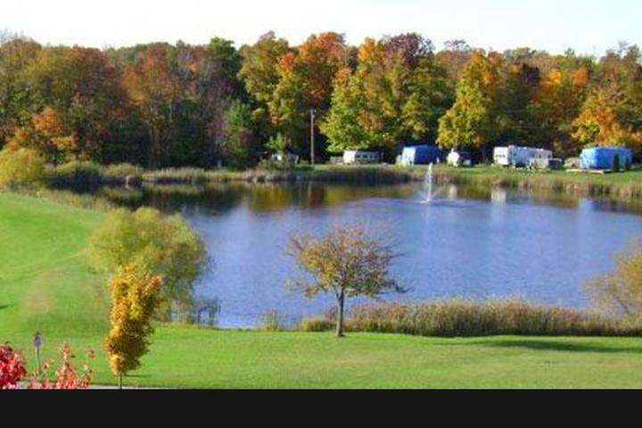 Pet Friendly Maple Lakes Campground