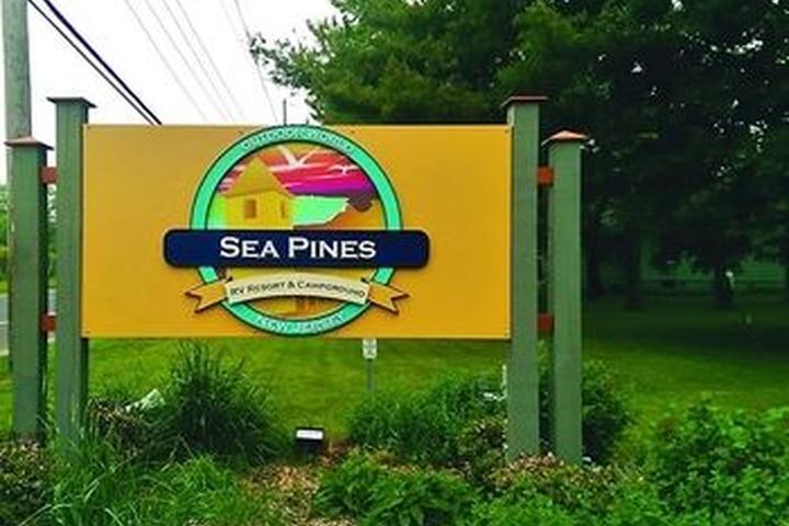Pet Friendly Sea Pines RV Resort & Campground