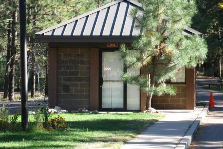 Pet Friendly Canyon Point Campground