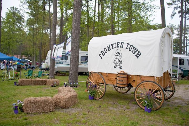 Pet Friendly Frontier Town