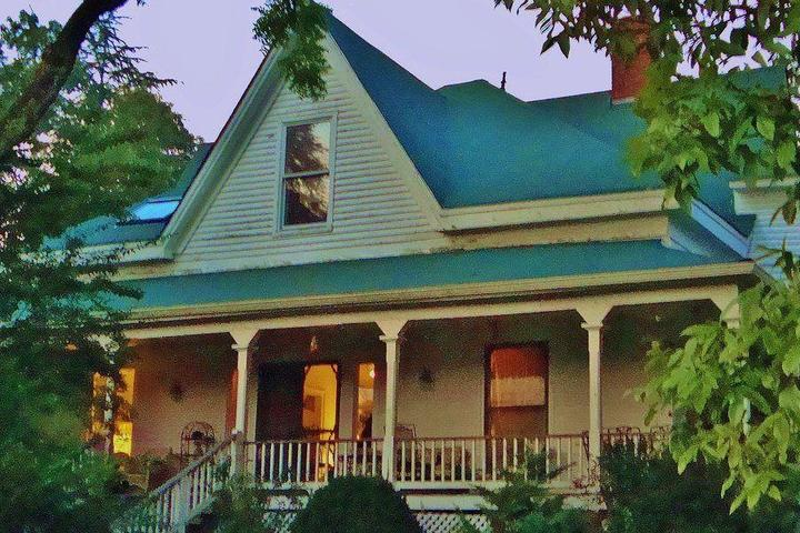 Pet Friendly The Stovall House Inn & Events