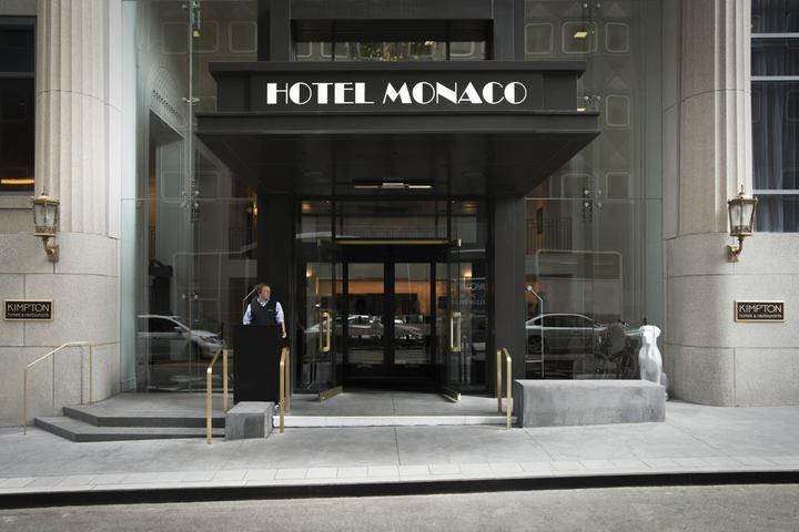 Pet Friendly Kimpton Hotel Monaco Pittsburgh