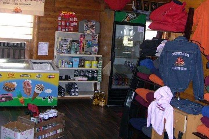 Pet Friendly Country Acres Campground