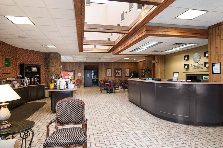 Pet Friendly Comfort Inn & Suites