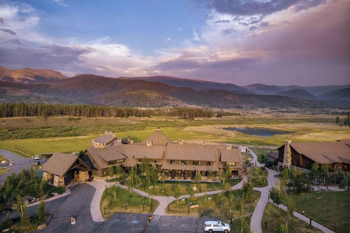 Pet Friendly Devil's Thumb Ranch Resort & Spa