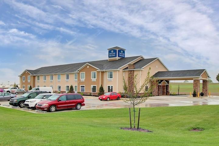 Pet Friendly Cobblestone Hotel & Suites -- Waynesboro, PA