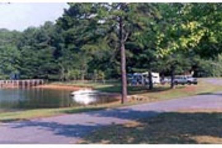 Pet Friendly Bald Ridge Creek Campground
