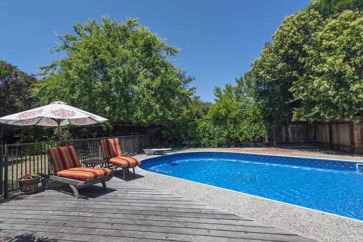 Pet Friendly Los Olivos Oasis with Pool