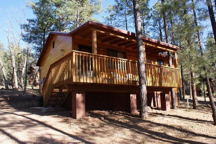 Pet Friendly Whispering Pines Resort