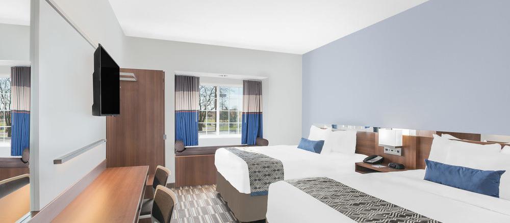 Microtel Inn & Suites By Wyndham Binghamton Pet Policy