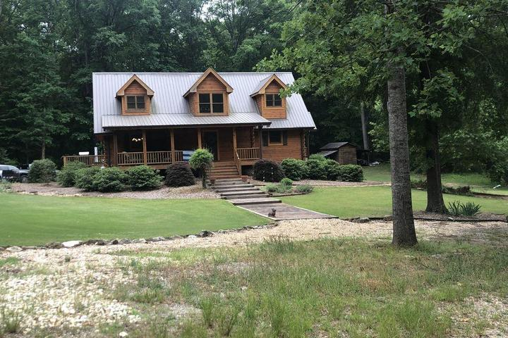 Pet Friendly Beautiful Log Cabin