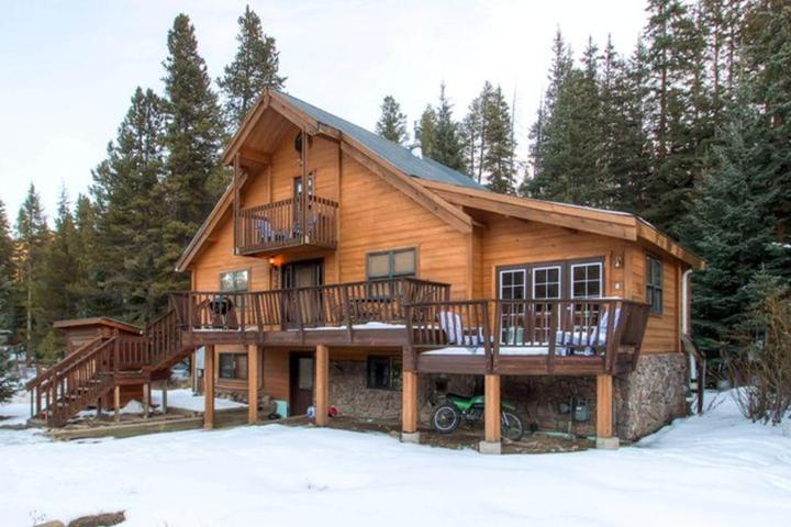 Pet Friendly Breckenridge Mountain Home