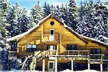 Pet Friendly Breckenridge Mountain Home