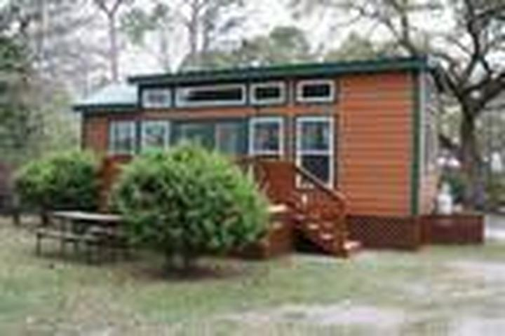 Pet Friendly Charleston KOA