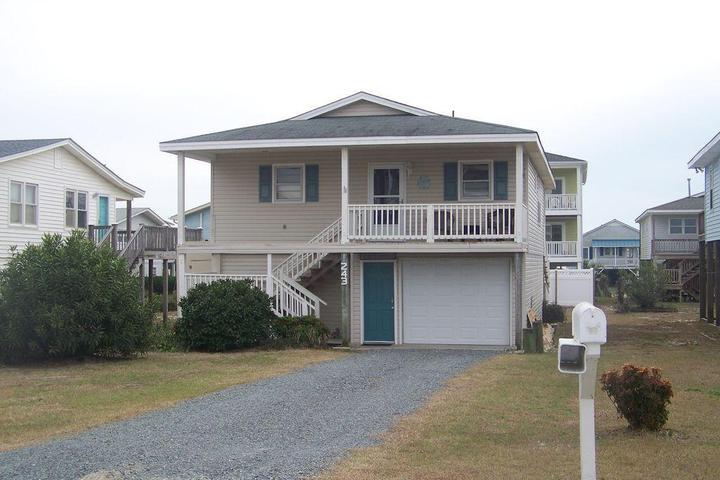 Magnificent Pet Friendly Vacation Rentals In Holden Beach Nc Bring Fido Home Interior And Landscaping Ferensignezvosmurscom