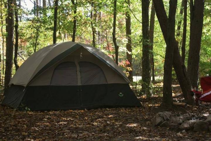 Pet Friendly Desoto State Park Campground
