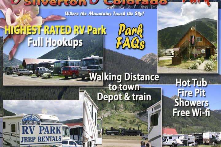 Pet Friendly Silver Summit RV Park