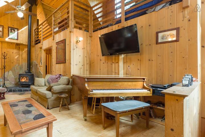 Pet Friendly Ben Lomond Airbnb Rentals