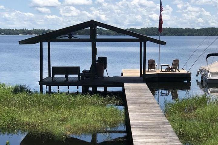 Pet Friendly Lakefront Paradise