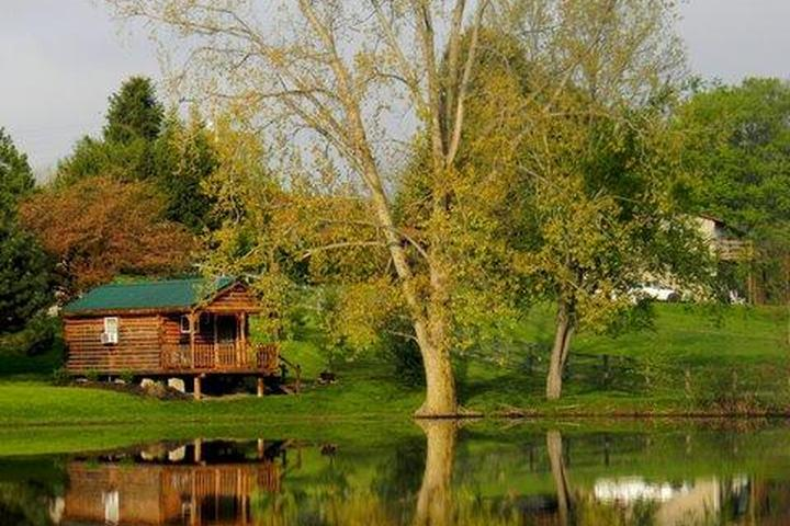 Pet Friendly Sunbury Columbus North KOA