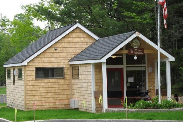 Pet Friendly Blackwoods Campground