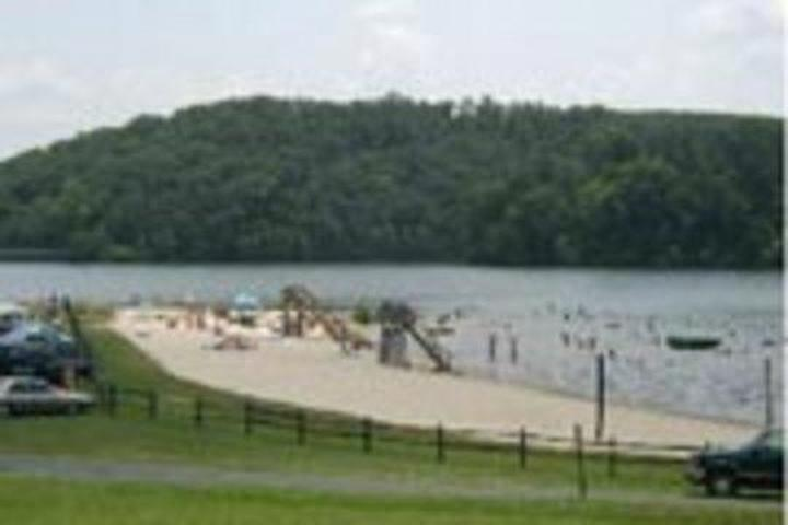 Pet Friendly Holliday Lake State Park Campground