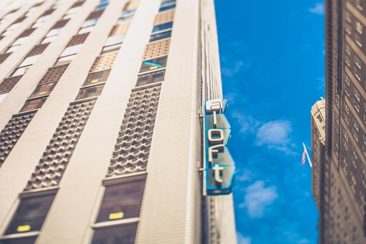 Pet Friendly Aloft New Orleans Downtown