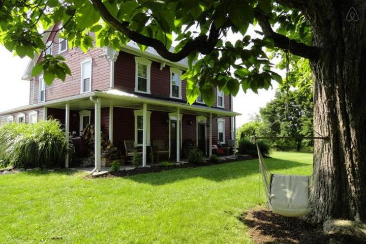 Pet Friendly Greencastle Airbnb Rentals
