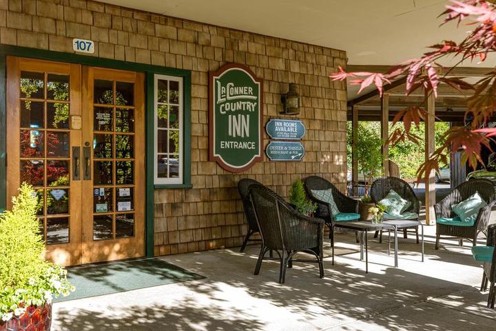 Pet Friendly La Conner Country Inn