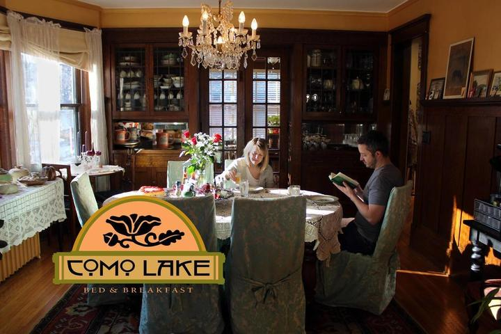 Pet Friendly Como Lake Bed and Breakfast