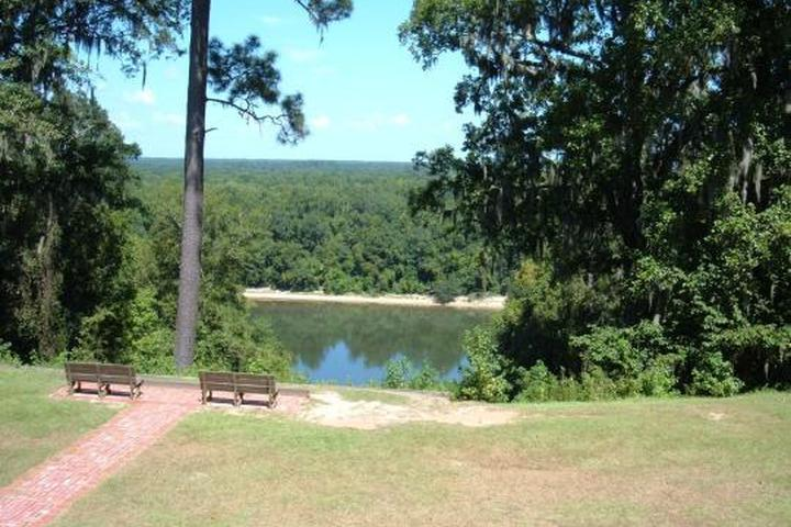 Pet Friendly Torreya State Park Campground