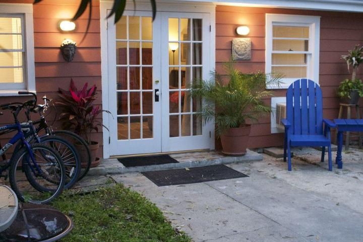Pet Friendly Faubourg Marigny Cottage