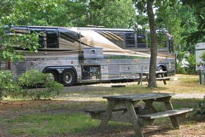Pet Friendly Atlantic Oaks Campground