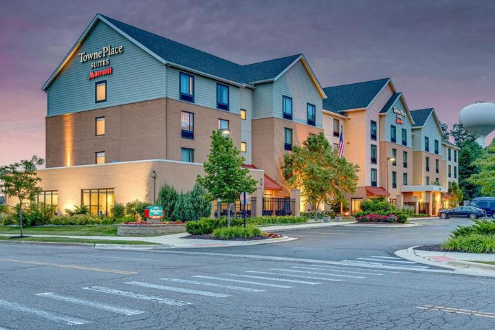 Pet Friendly TownePlace Suites by Marriott Ann Arbor