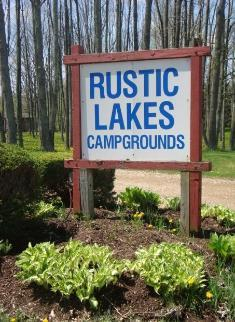 Rustic lakes campgrounds inc pet policy for Rustic hotels near me